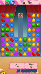 Candy Crush Saga level 208