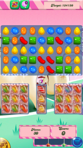 Candy Crush Saga level 340