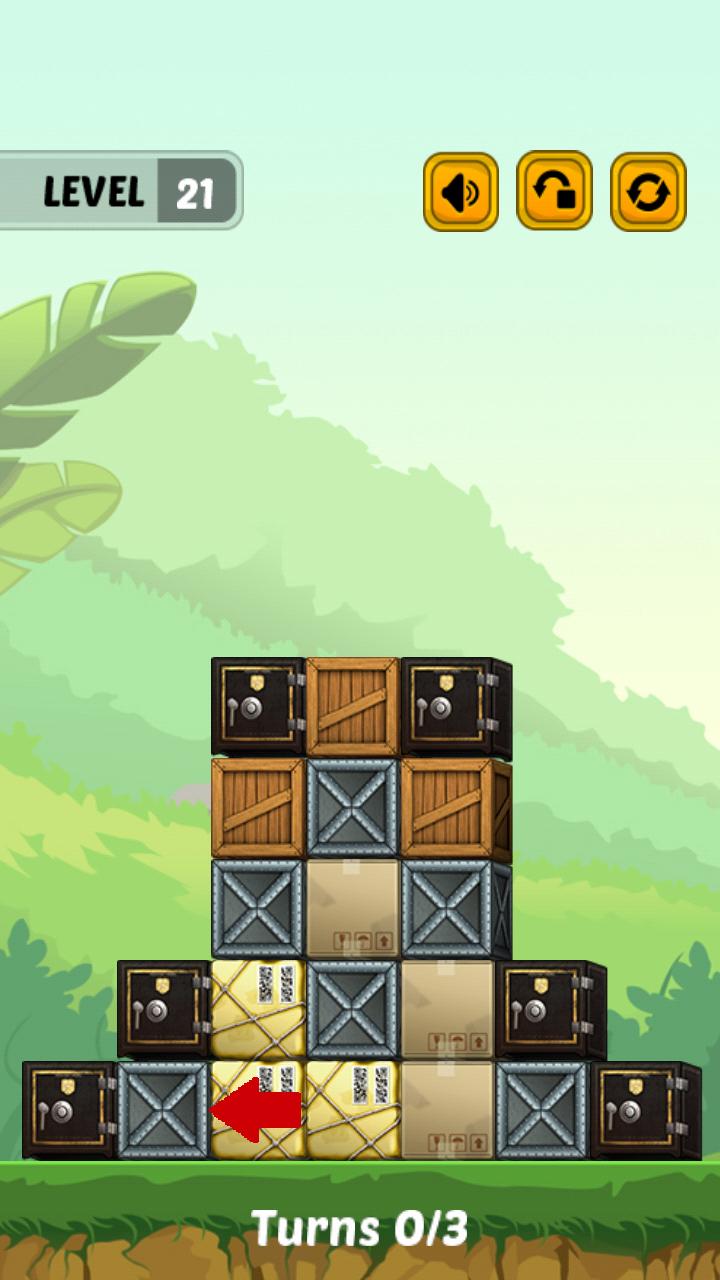 Swap the Box walkthrough/solutions - Jungle - mikey beck ...
