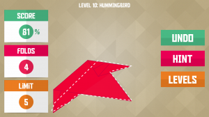 Paperama - Jabara - Level 10 - Hummingbird (5)