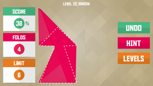 Paperama - Jabara - Level 22 - Arrow (5)
