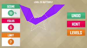Paperama - Jabara - Level 23 - Butterfly (6)