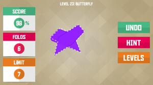 Paperama - Jabara - Level 23 - Butterfly (8)