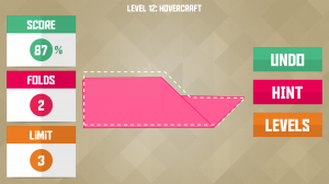 Paperama - Tani - Level 12 - Hovercraft