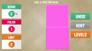 Paperama - Tani - Level 2 - Just two folds (2)