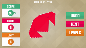 Paperama - Yama - Level 10 - Jellyfish (7)