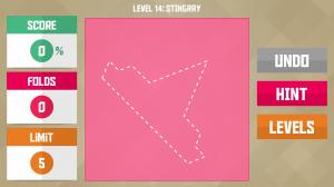 Paperama - Yama - Level 14 - Stingray (1)