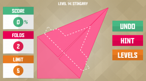 Paperama - Yama - Level 14 - Stingray (3)