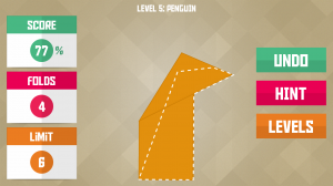 Paperama - Yama - Level 5 - Penguin (5)
