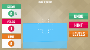 Paperama - Yama - Level 7 - Cross (2)