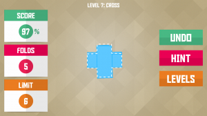 Paperama - Yama - Level 7 - Cross (7)