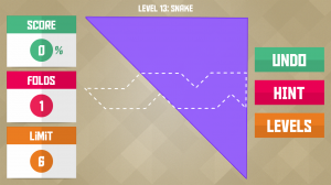 Paperama - Shizume - Level 13 - Snake (2)