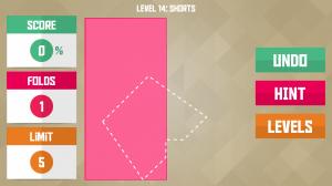 Paperama - Shizume - Level 14 - Shorts (2)