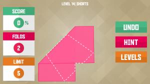 Paperama - Shizume - Level 14 - Shorts (3)