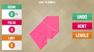 Paperama - Shizume - Level 14 - Shorts (5)