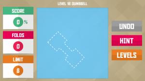 Paperama - Shizume - Level 18 - Dumbbell (1)