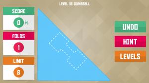 Paperama - Shizume - Level 18 - Dumbbell (2)
