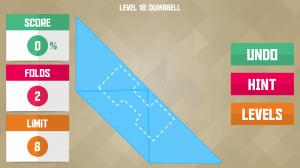 Paperama - Shizume - Level 18 - Dumbbell (3)