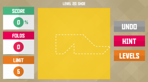Paperama - Shizume - Level 20 - Shoe (1)