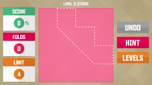 Paperama - Shizume - Level 3 - Stairs (0)