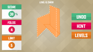 Paperama - Shizume - Level 6 - Chair (5)