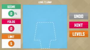 Paperama - Shizume - Level 7 - Lamp (1)