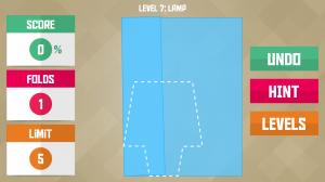 Paperama - Shizume - Level 7 - Lamp (2)