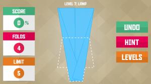 Paperama - Shizume - Level 7 - Lamp (5)